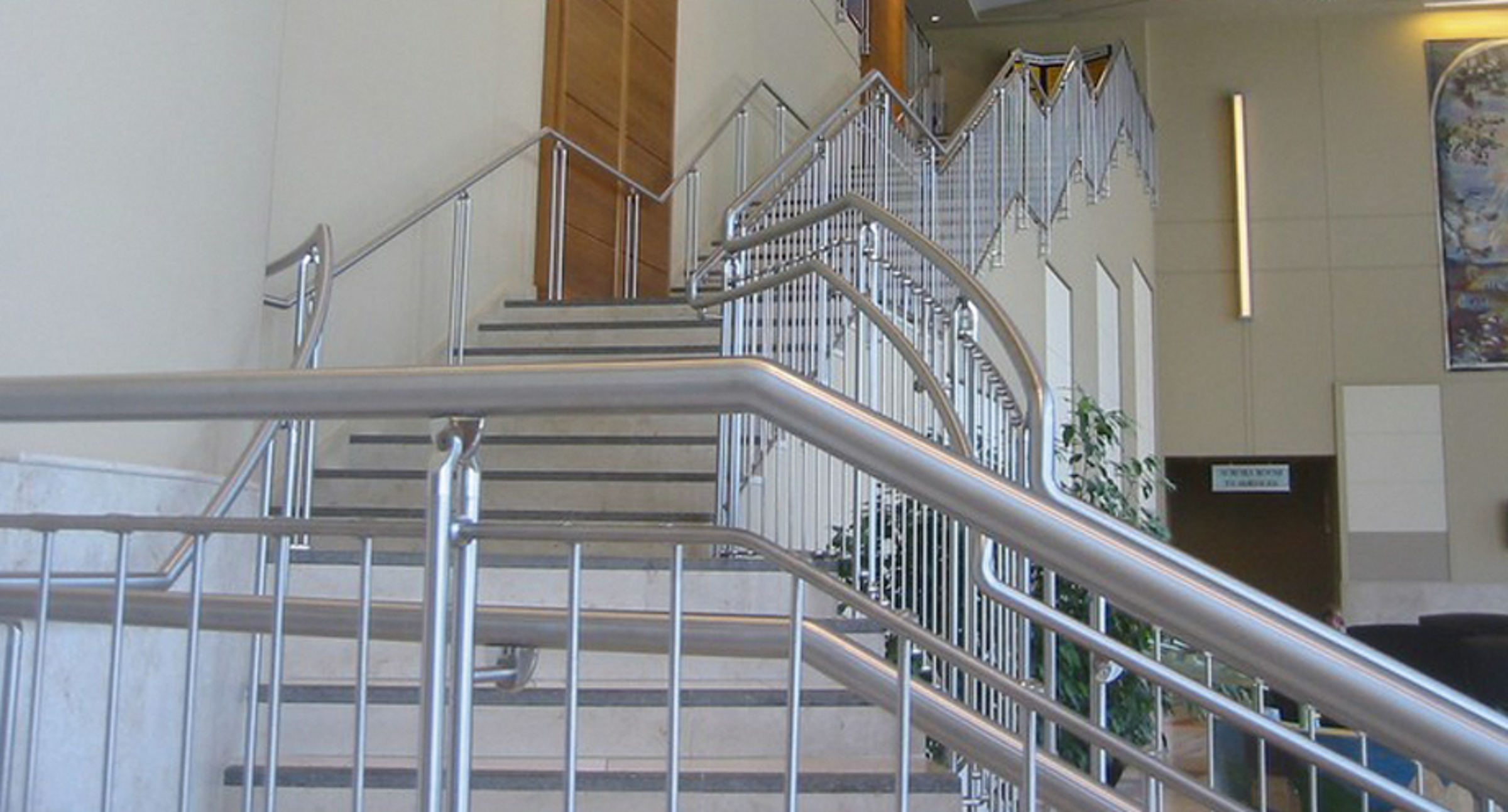 Stainless steel railings ǀ poppe potthoff